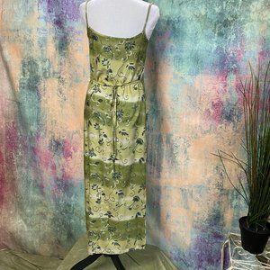 💜 No Boundaries Floral Maxi Dress